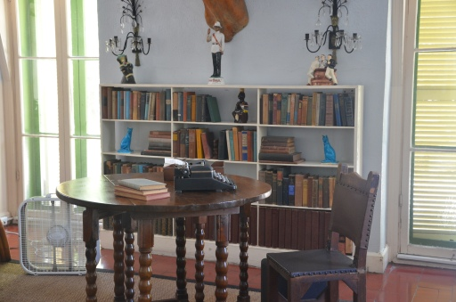 Hemingway's Writing Office